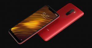 POCO F1 - Rosso Red