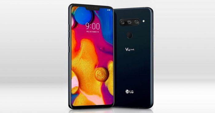 LG V40 - Overview