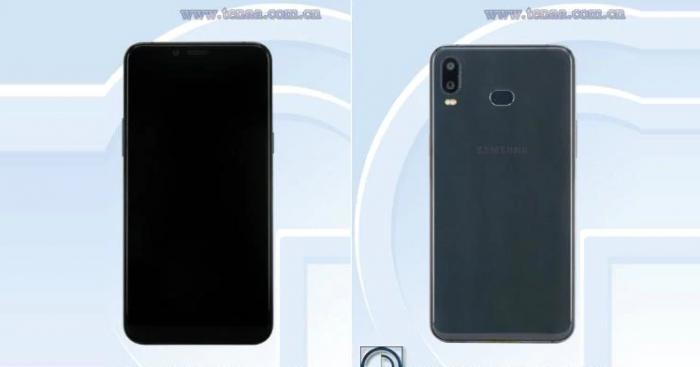 Samsung Galaxy A6s TENAA