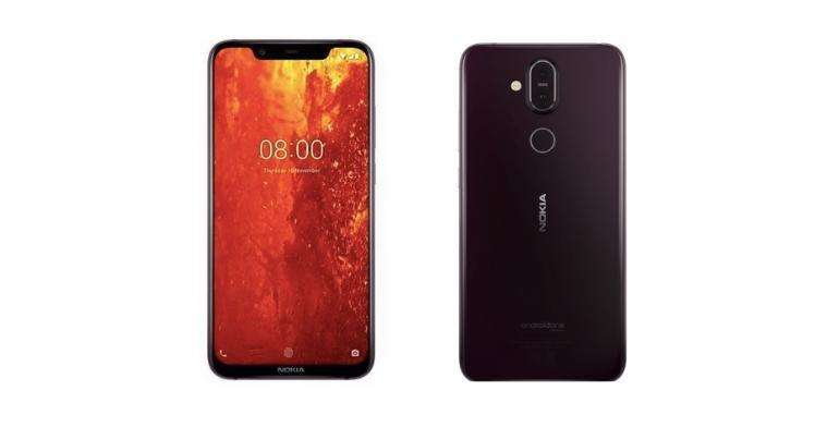 Nokia 8.1 - Feature Image