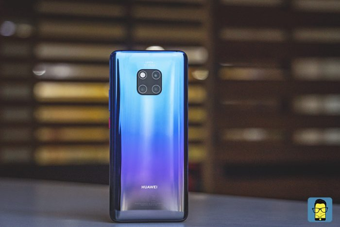 Huawei Mate 20 Pro 3