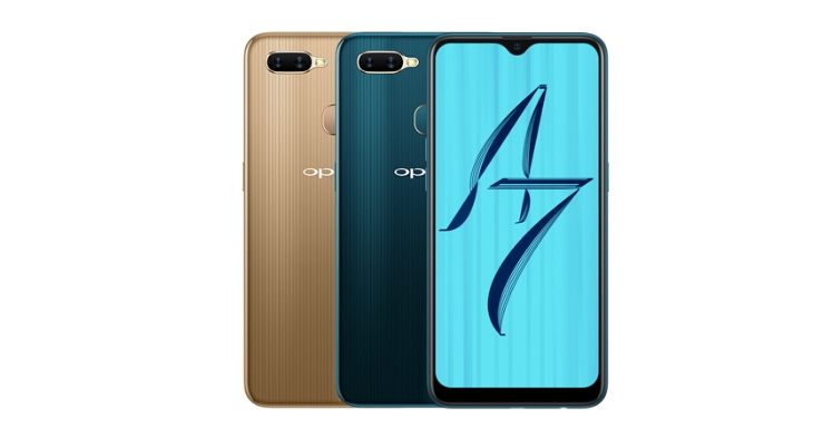 OPPO A7 - Feature Image