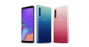 Samsung Galaxy A9 2018 - Feature Image