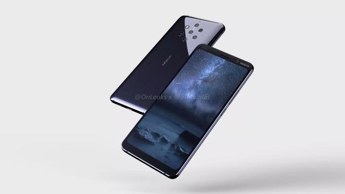 Nokia 9 1