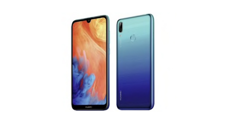 Huawei Y7 2019 - Feature
