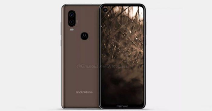Motorola P40 - Feature Image