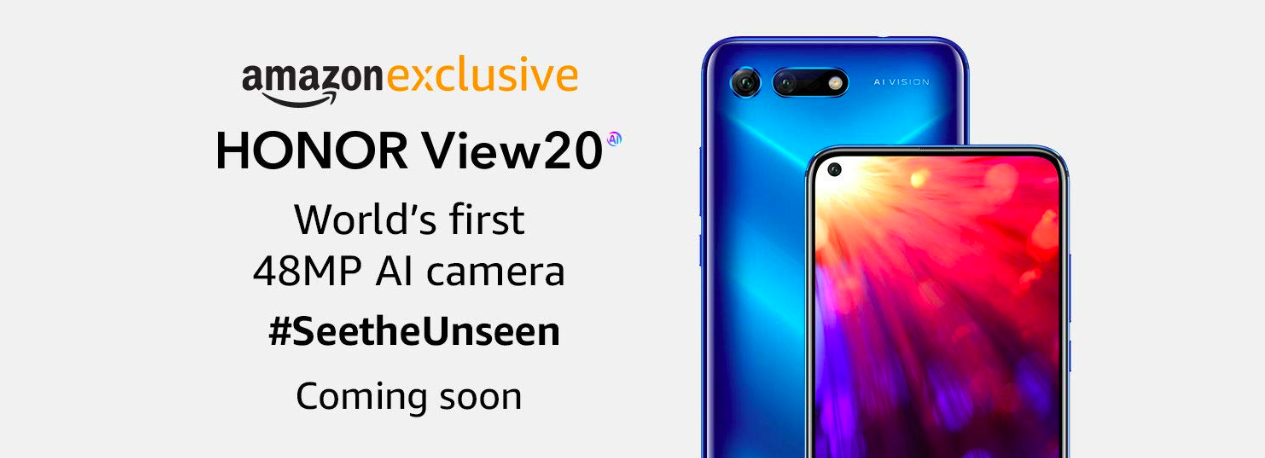 Honor View 20 - India