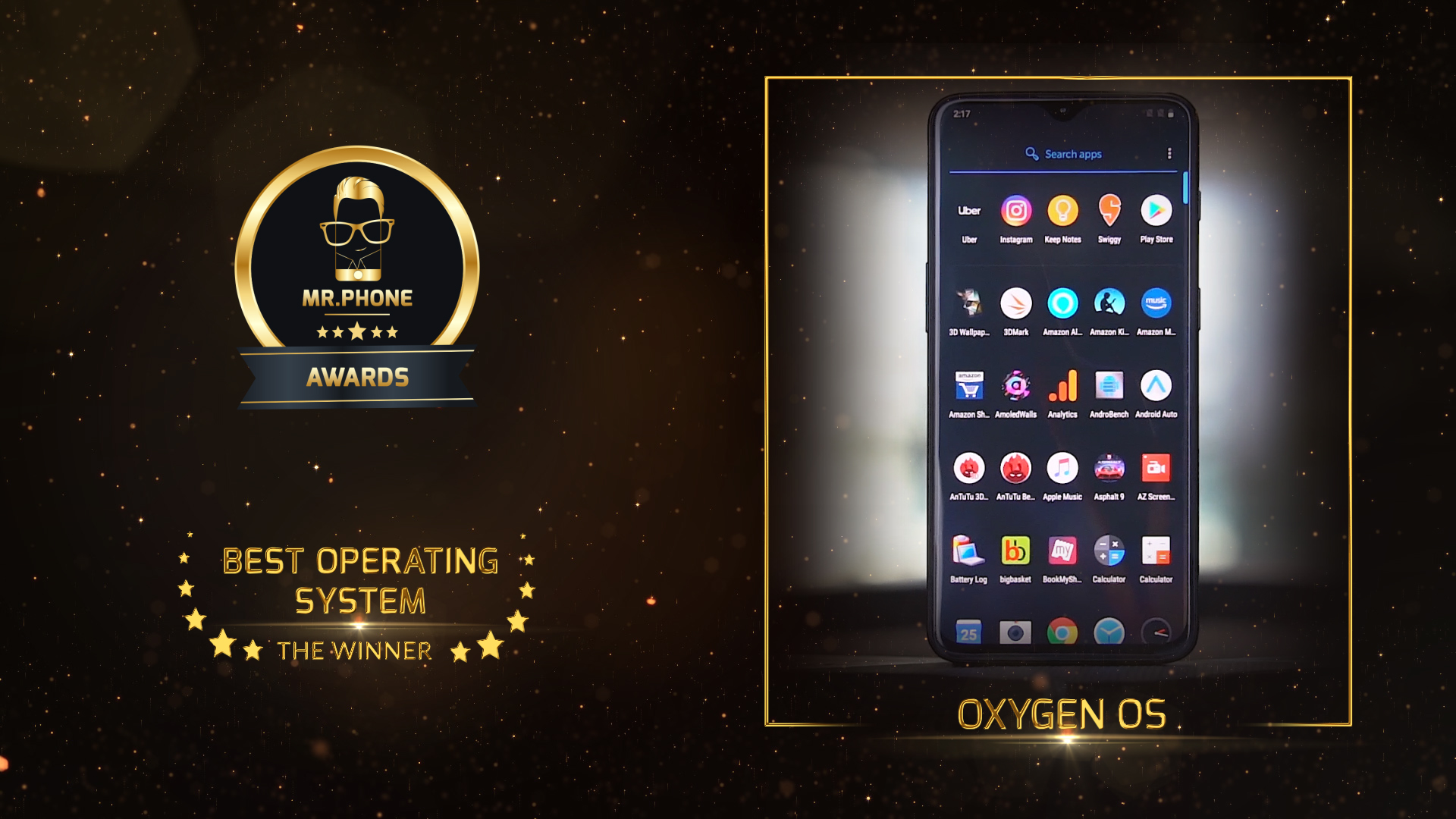 Mr. Phone Best Operating System 2018 - Oxygen OS