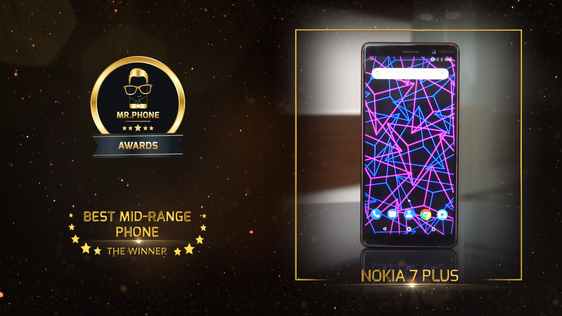 Mr. Phone Best Mid Range Phone 2018 - Nokia 7 Plus