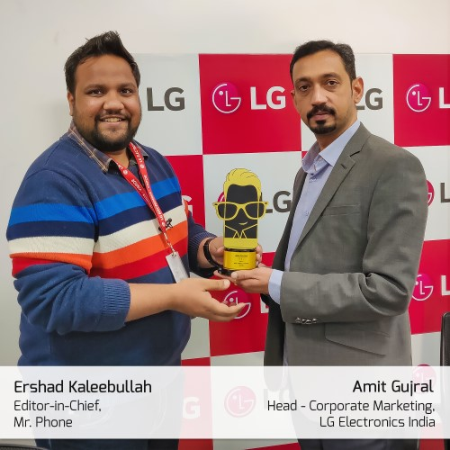 Amit Gujral - Head - Corporate Marketing, LG Electronics India