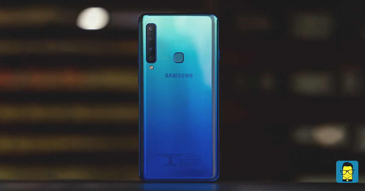 Samsung Galaxy A9 11