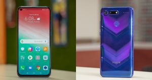 Honor View 20 600