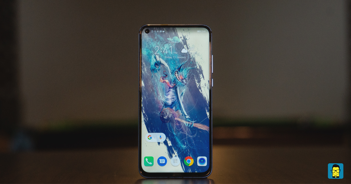 Honor View 20 1