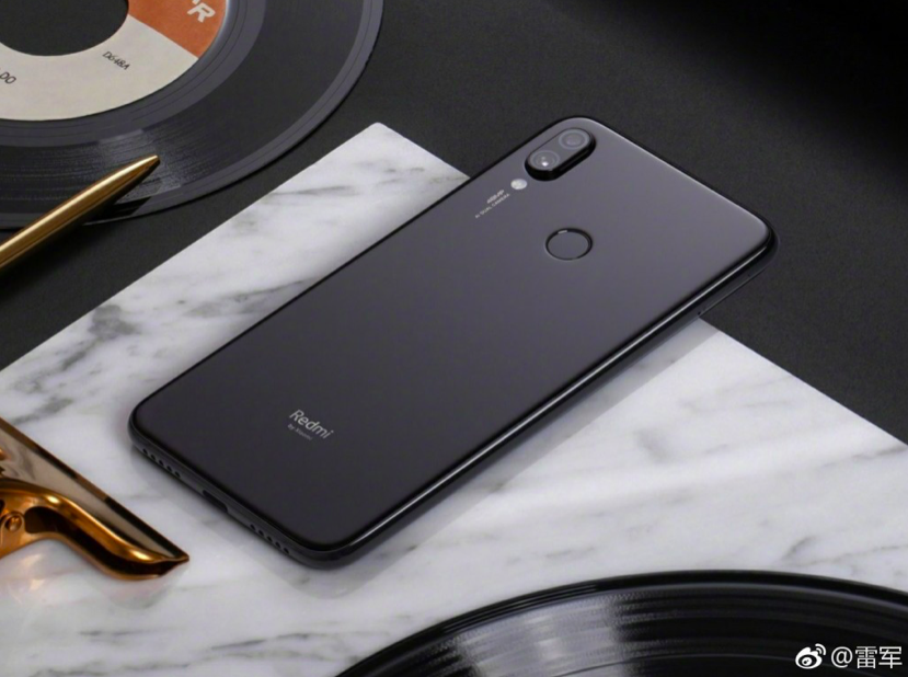 Xiaomi Redmi 7 - Black