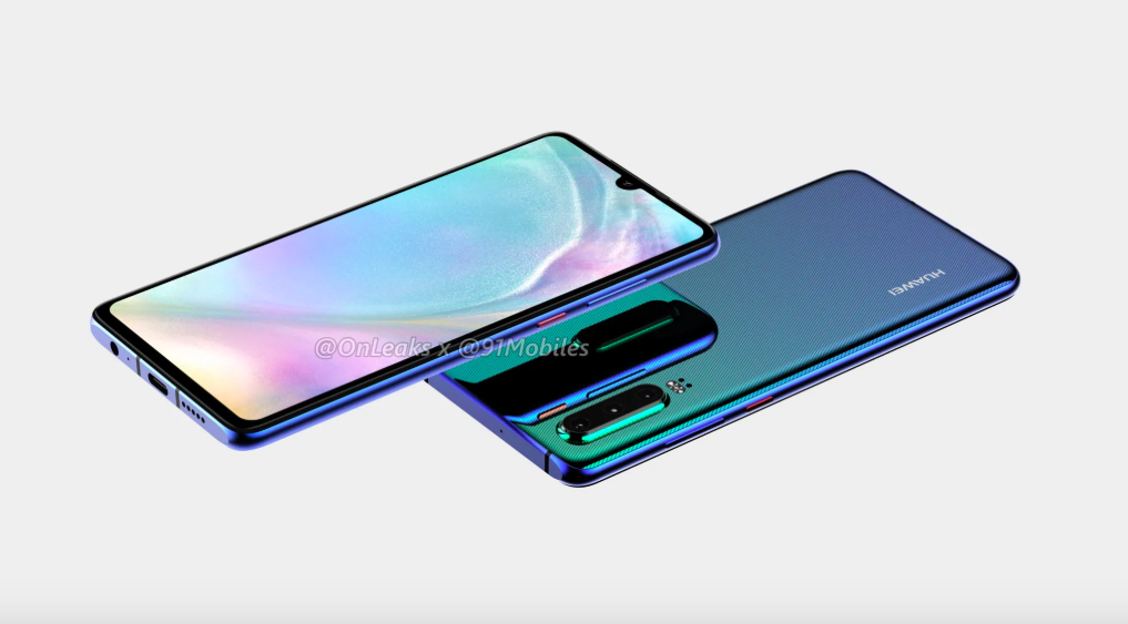 Huawei P30 - Overview
