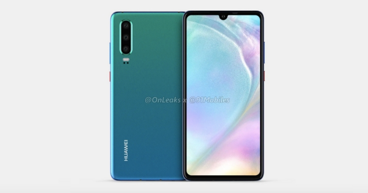 Huawei P30 - Feature Image