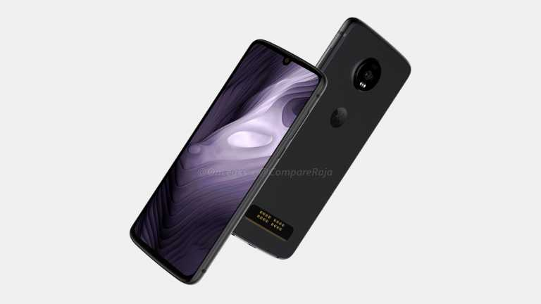 Moto Z4 Play Overview
