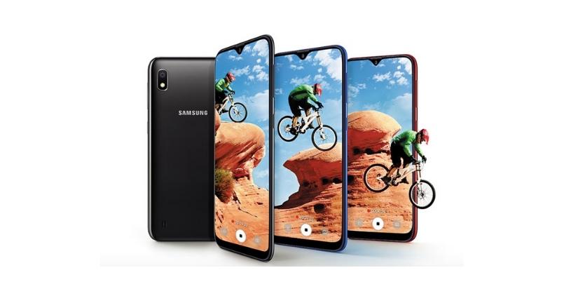 Samsung Galaxy A10 - Feature