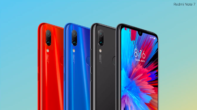 Redmi Note 7 - Colours
