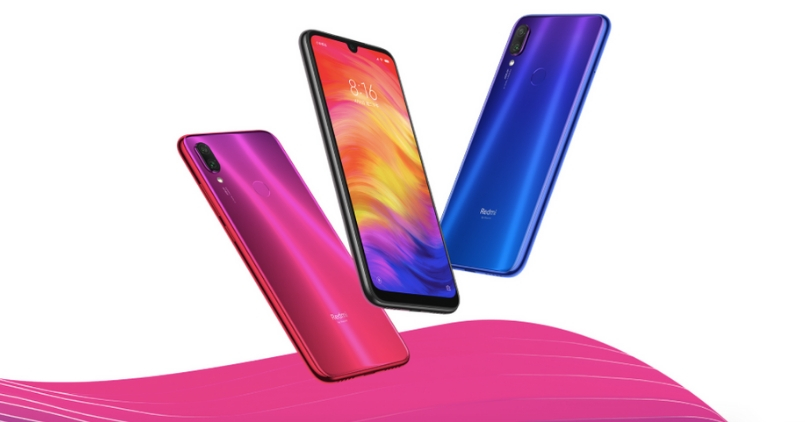 Xiaomi Redmi Note 7 - Feature