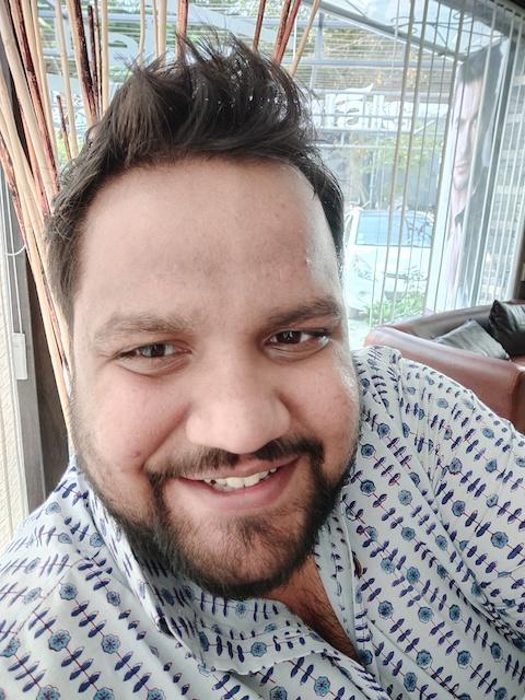 Vivo V15 Pro HDR Selfie