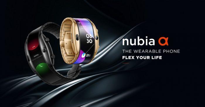 Nubia Alpha - Feature