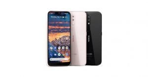 Nokia 4.2 Colours - Feature