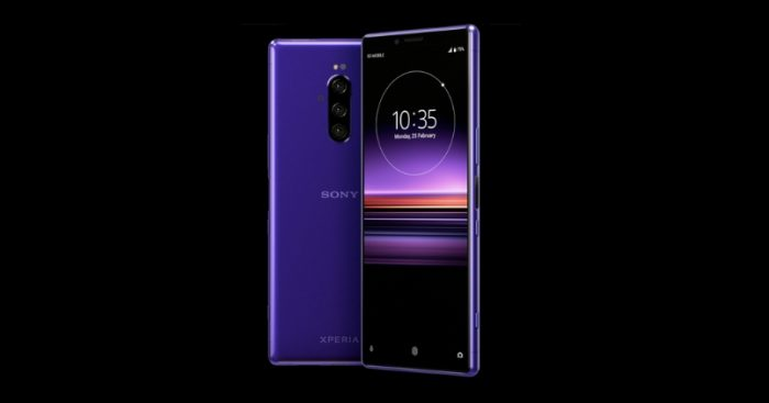 Sony Xperia 1 - Feature