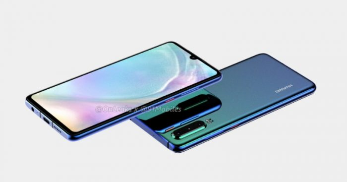 Huawei P30 - Feature