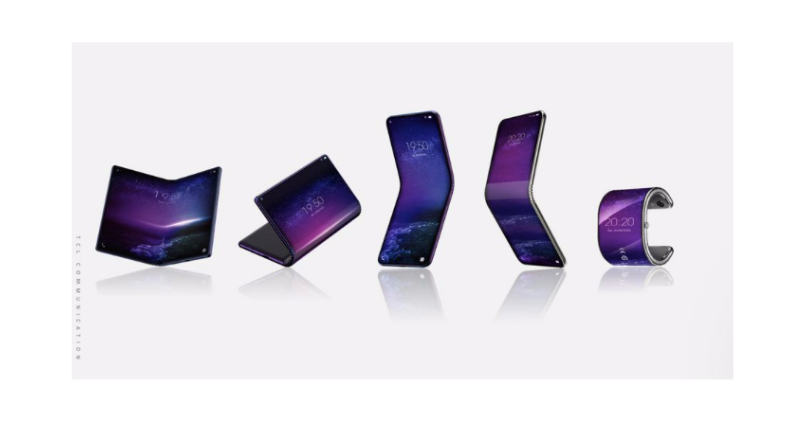 TCL Foldable Devices - Feature