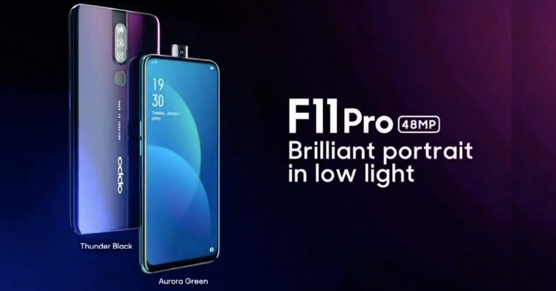 OPPO F11 Pro - Feature