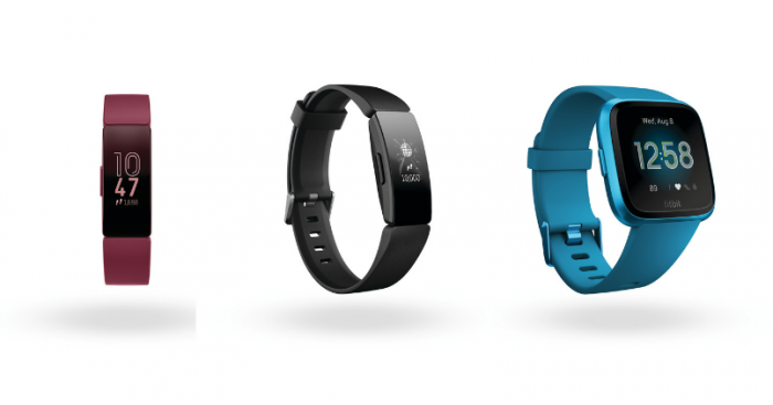 Fitbit Inspire, Inspire HR, and Versa Lite - Feature
