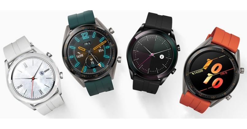 Huawei Watch GT Active and Elegant - Feature