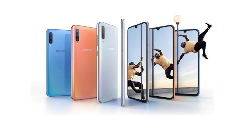 Samsung Galaxy A70 - Feature