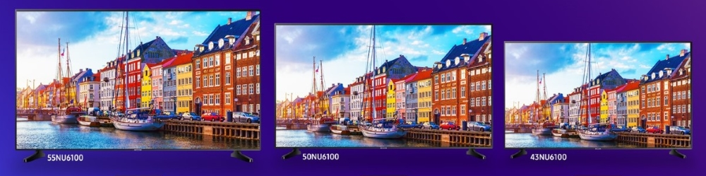 Samsung Super 6 UHD TV