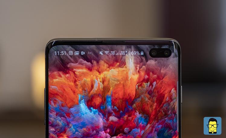 Samsung Galaxy S10+ 8