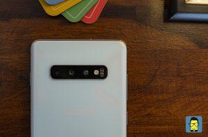 Samsung Galaxy S10+ 6
