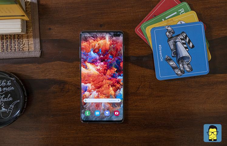 Samsung Galaxy S10+ 3