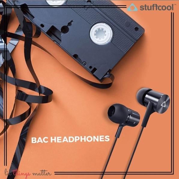 Stuffcool bac earphone image 1