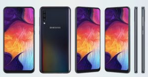 Samsung Galaxy A60 - Feature