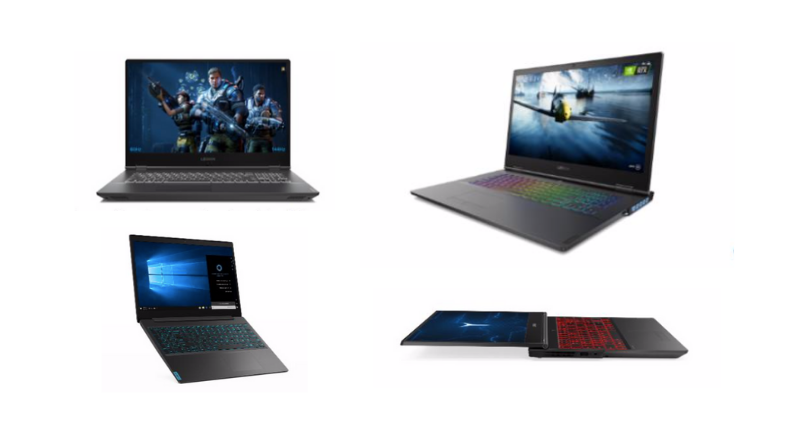 Lenovo Gaming Notebooks - Feature Image
