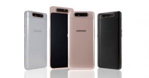 Samsung Galaxy A80 featured