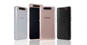 Samsung Galaxy A80 featured