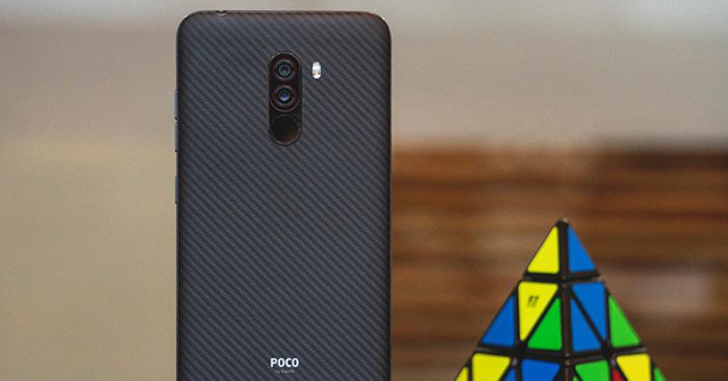 POCO F1 - Feature Image