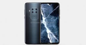 Motorola Quadruple Rear Camera Phone - Feature Image