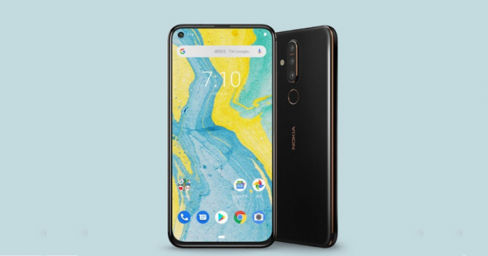 Nokia X71 - Feature