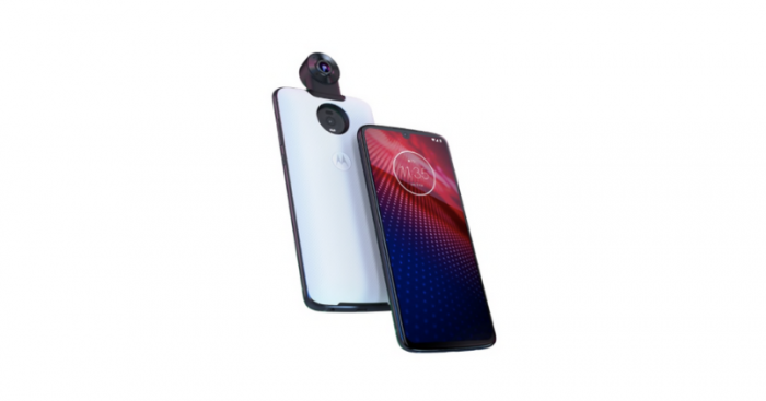 Motorola Moto Z4 - Feature Image