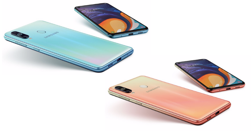 Samsung Galaxy M40 Colours - Feature Image