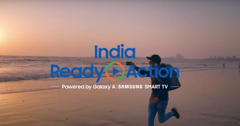Samsung India Ready Action - Feature Image