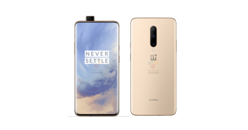 OnePlus 7 Pro Almond - Feature Image